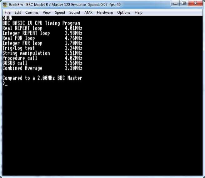 z80 ROM Basic problem - stardot org uk